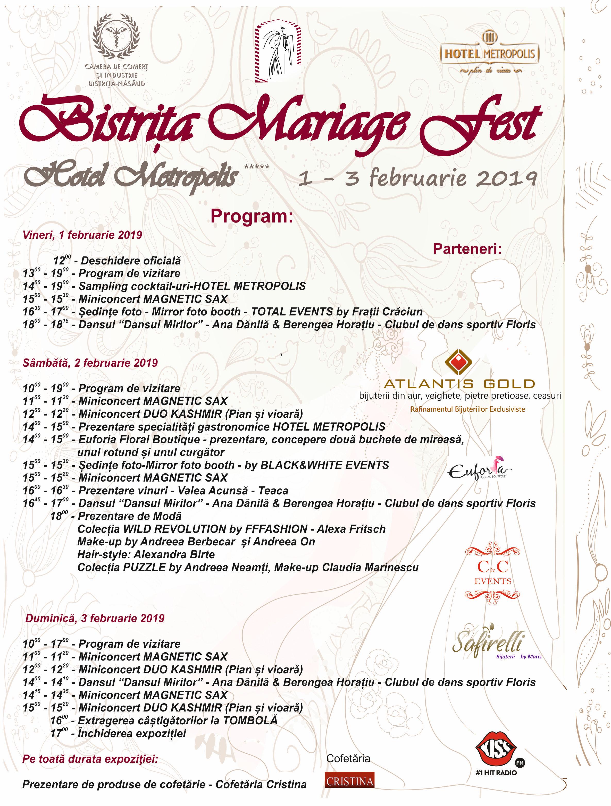 Bistritamariagefest 2018